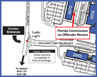 Map of downtown Tallahassee Parking opens into a new window.