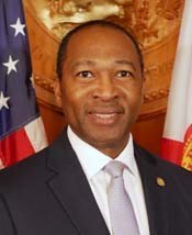 Commissioner Richard D. Davison, Secretary